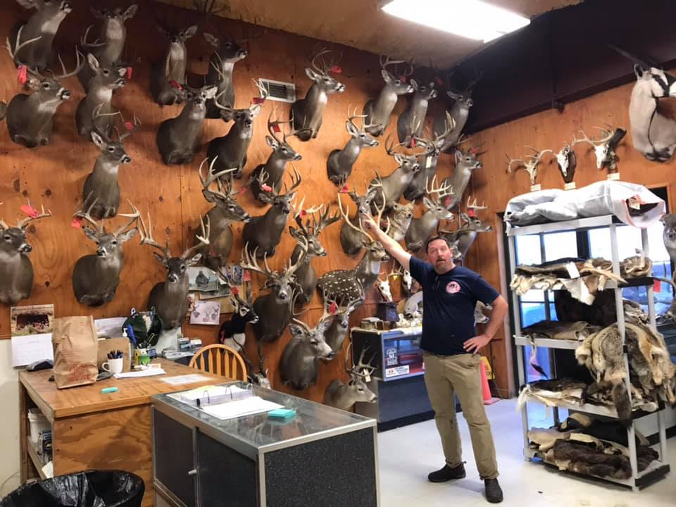 Fortson's Deer Processing & Taxidermy - Robinson TX - 11