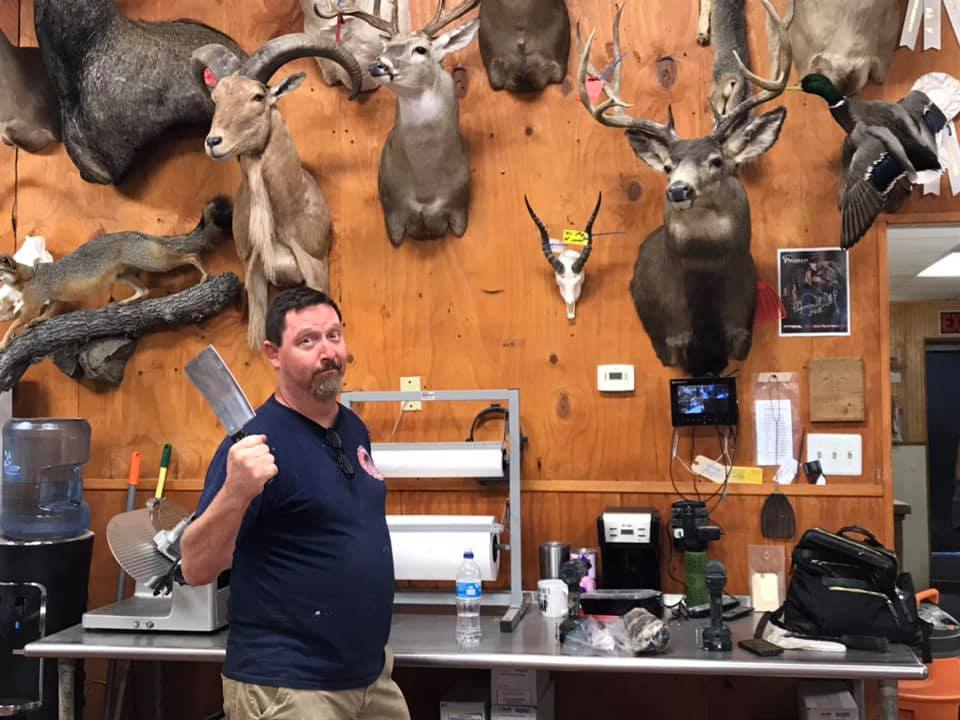 Fortson's Deer Processing & Taxidermy - Robinson TX - 12